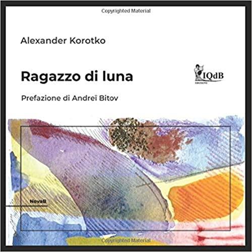 Книга «Ragazzo di luna» / «Лунный мальчик» в переводе на итальянский